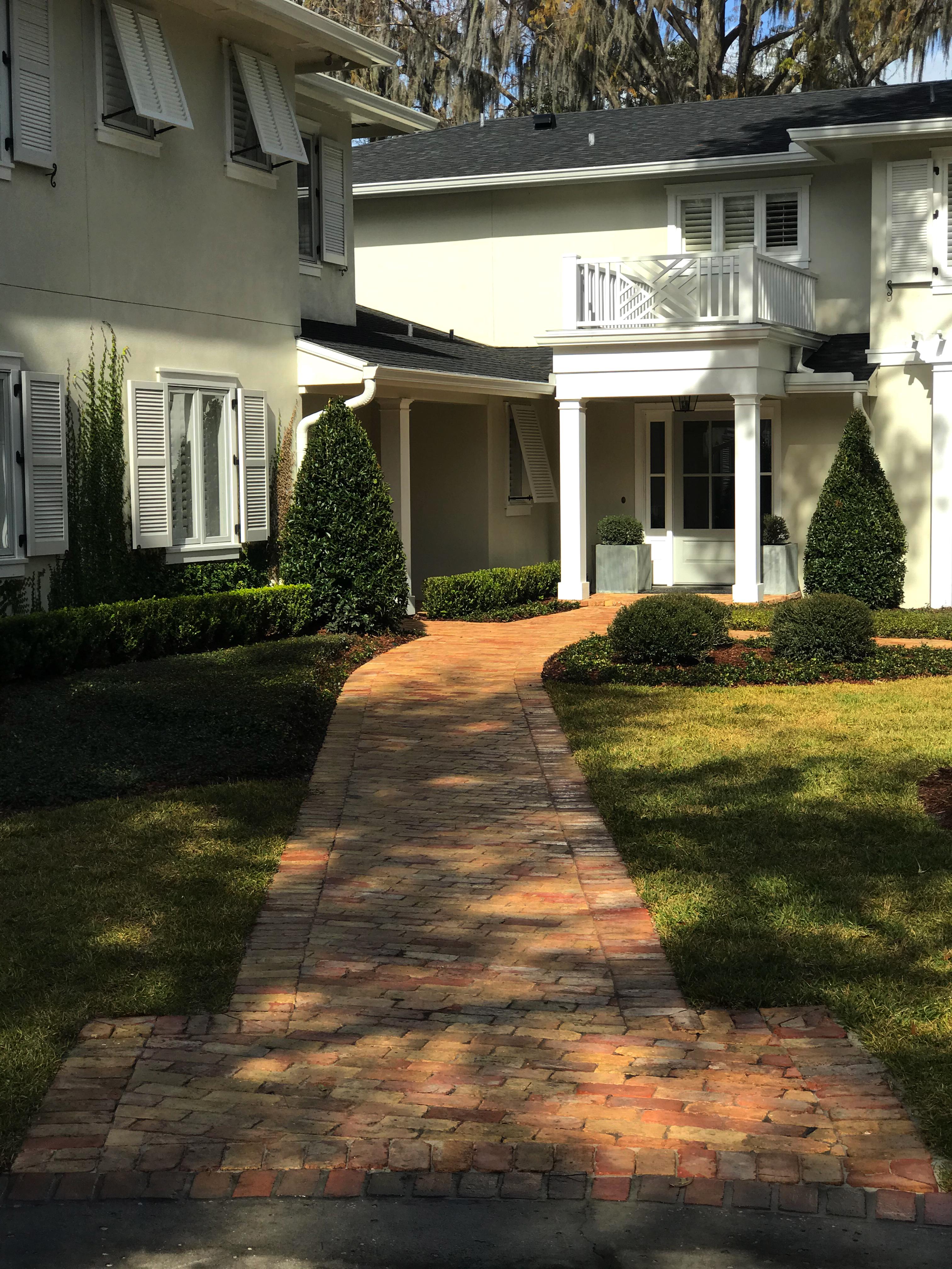 Brick Path Picture