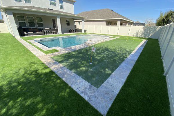 Andrew Brown - Backyard